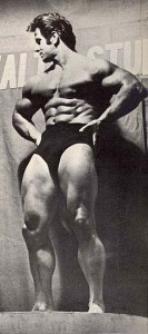 Reg Park - the essense of awesomeness