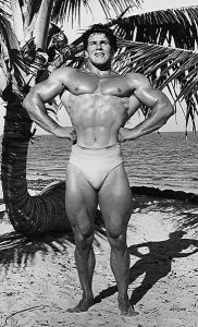 Reg Park Kept It Simple