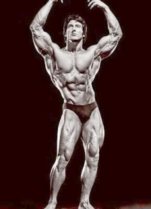 Frank Zane Knows Who's Your Worst Enemy